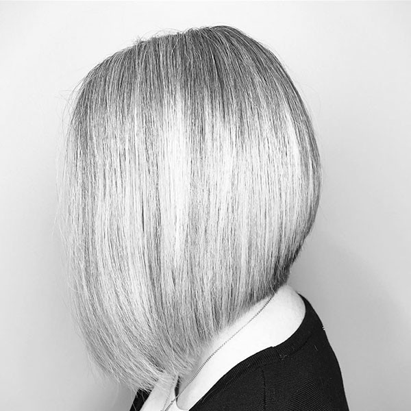 Inverted-Longer-Bob New Best Short Haircuts for Women