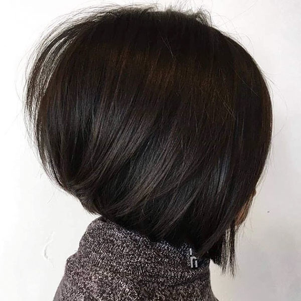 Inverted-Short-Bob New Best Short Haircuts for Women