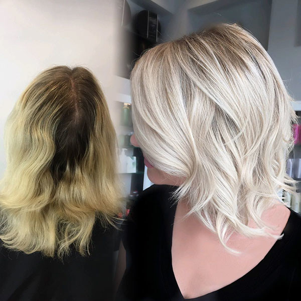 Light-Blonde-Short-Hairstyle New Short Blonde Hairstyles