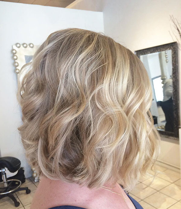 Messy-Style New Best Short Haircuts for Women