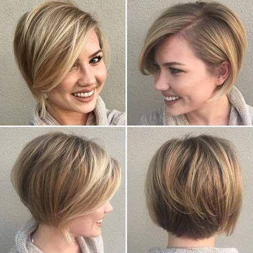 Pixie-Bob Brilliant Short Straight Hairstyles