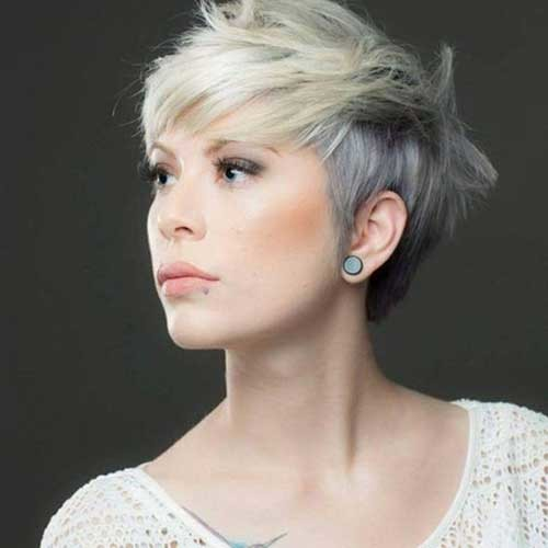 Pixie-Cropped-1 Best Short Fine Hairstyles Women 2019