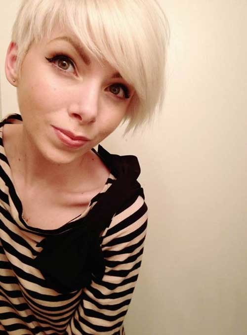 Pixie-Haircuts-Women Attractive Pixie Haircuts for Beautiful Women