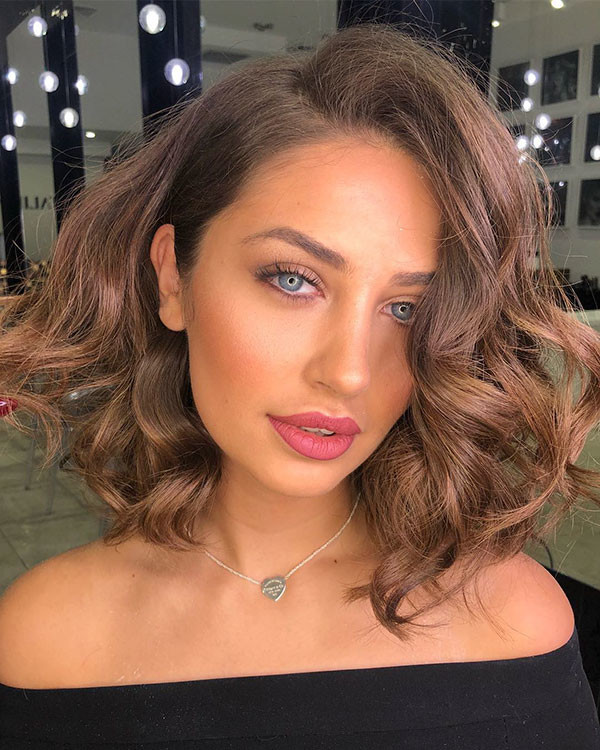 Short-Curly-Hair Best Short Curly Hair Ideas in 2019