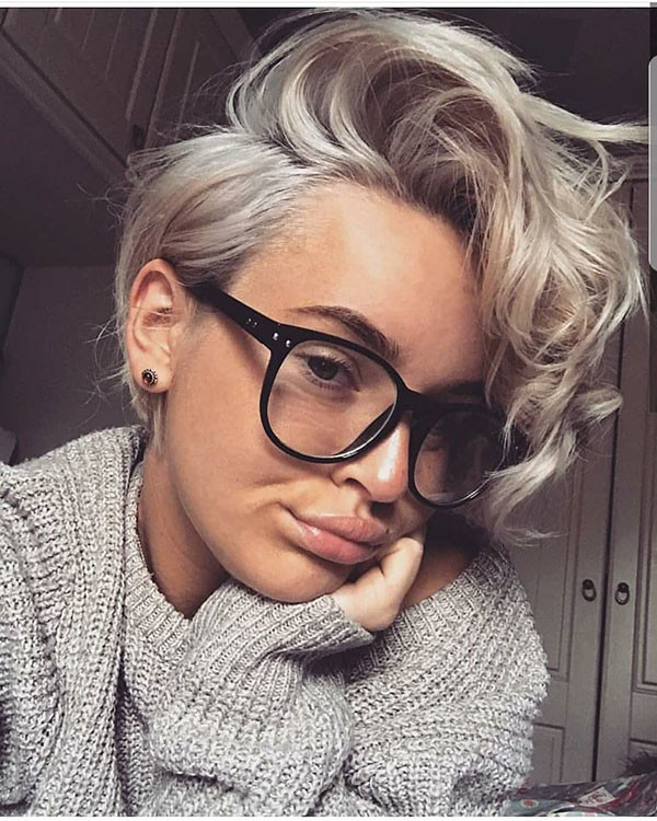 Short-Haircut-for-Curly-Hair Best Short Curly Hair Ideas in 2019