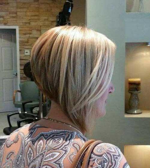 Short-Inverted-Bob-1 Brilliant Short Straight Hairstyles