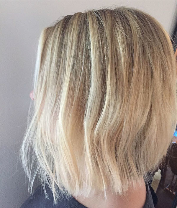 Soft-Blonde-Long-Bob New Short Blonde Hairstyles