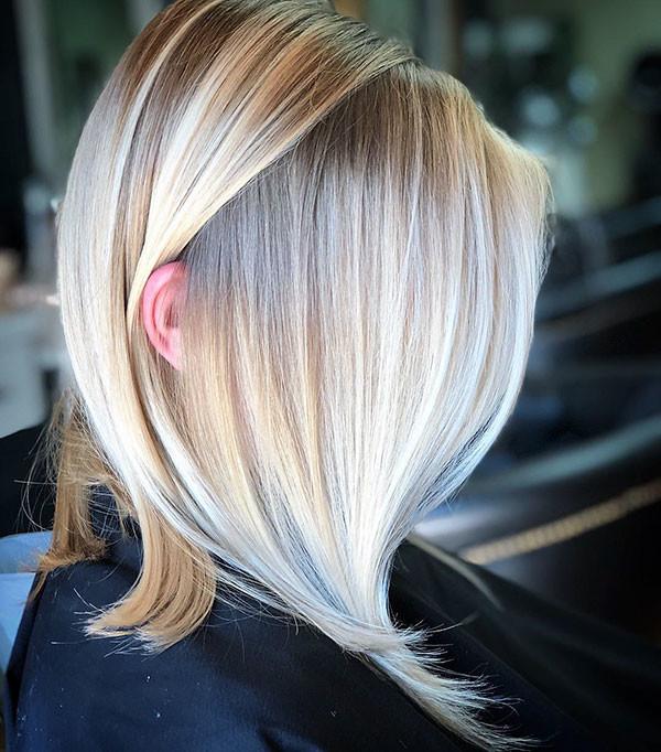 Straight-Hair-1 Popular Short Hairstyles for Fine Hair