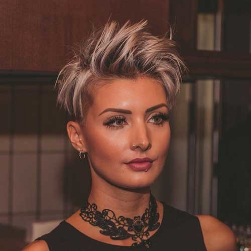 Stylish-Pixie-Cut Stylish Pixie Haircuts Every Women Should See
