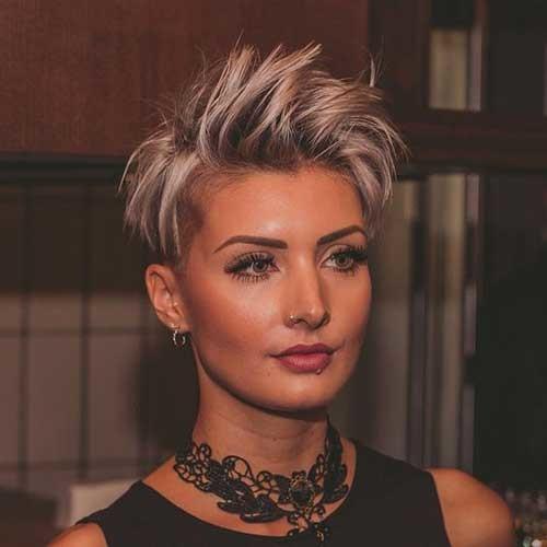 Stylish-Pixie-Cut Stylish Pixie Haircuts Every Women Should See