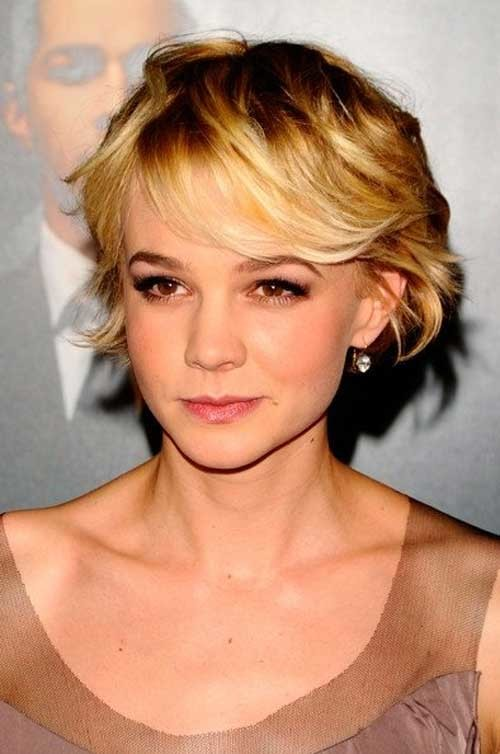 summer-hairstyles-wavy-hair Short Haircuts for Wavy Hair