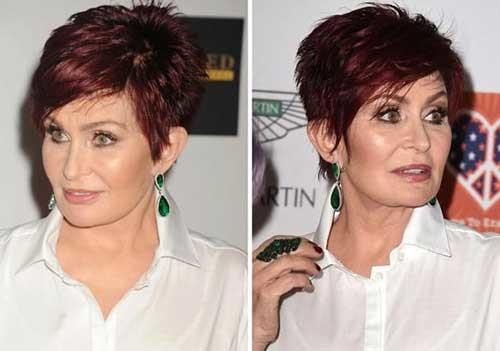18.Short-Hair-Women-Over-50 Best Short Hair For Women Over 50