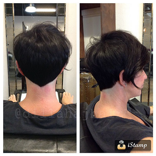23-pixie-hair-styles-for-older-women Beautiful Pixie Cuts for Older Women 2019
