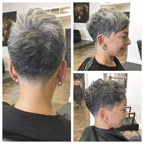 25-short-pixie-cuts-for-older-women Beautiful Pixie Cuts for Older Women 2019
