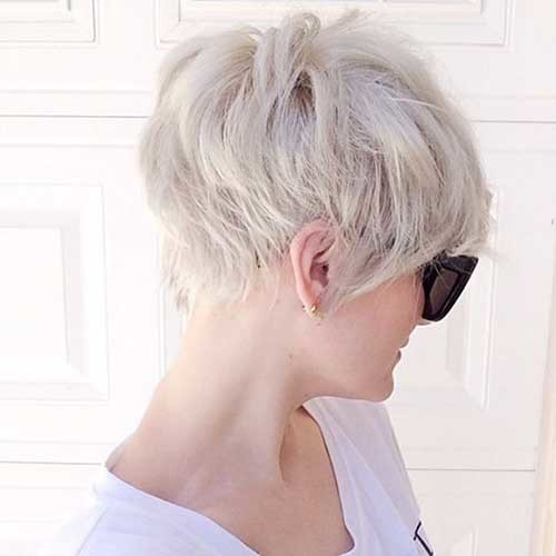 29.Cute-Short-Hair-2019 Cute Short Haircuts 2019