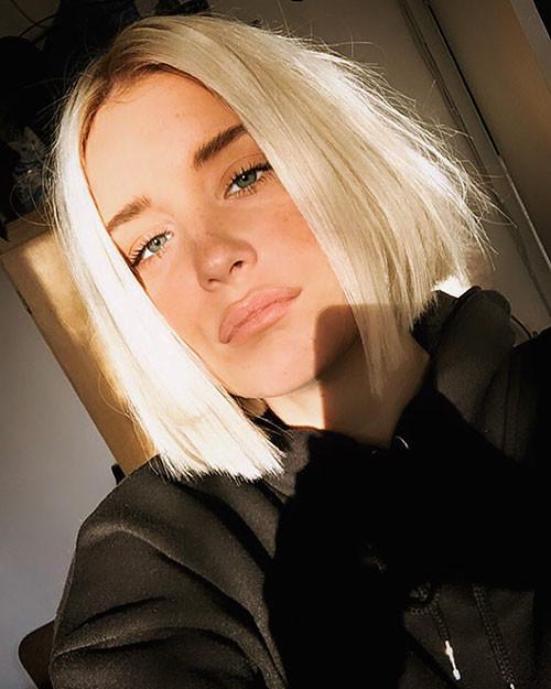 33-blonde-bob-hairstyles Famous Blonde Bob Hair Ideas in 2019