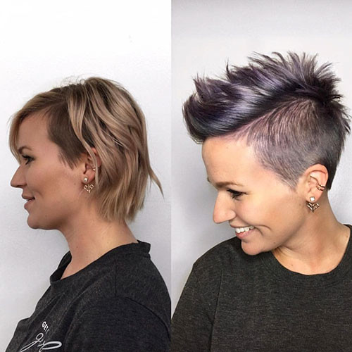 35-womens-undercut-pixie Best New Pixie Haircuts for Women