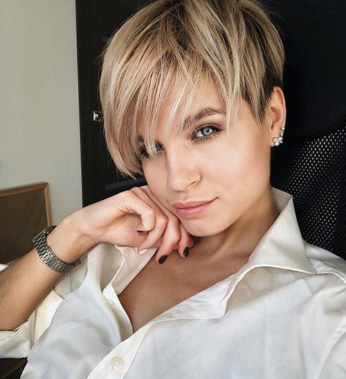 37-long-pixie-haircuts-for-women Best New Pixie Haircuts for Women