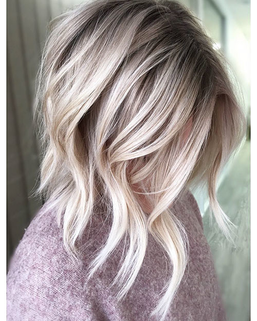 43-blonde-bob Famous Blonde Bob Hair Ideas in 2019