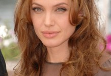 Angelina-Jolies-Relaxed-Wavy-Half-Up Home