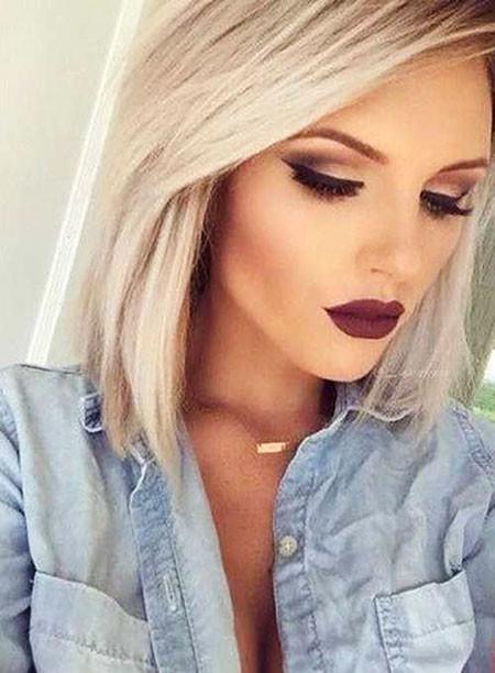 Beautiful-Blonde-Hair Popular Short Blonde Hair 2019