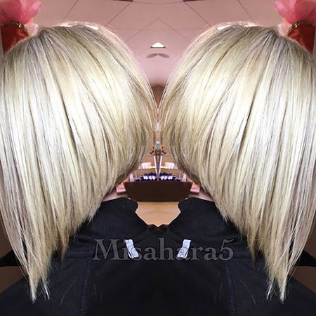 Blonde-2019 New Bob Hairstyles 2019