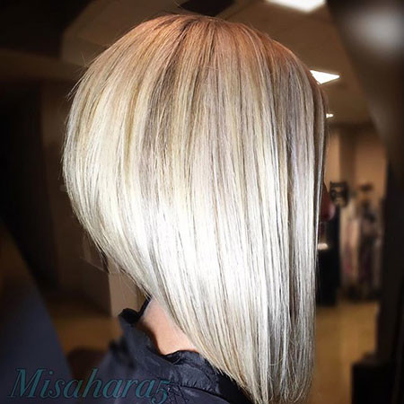 Classic-A-Line-Bob New Bob Hairstyles 2019