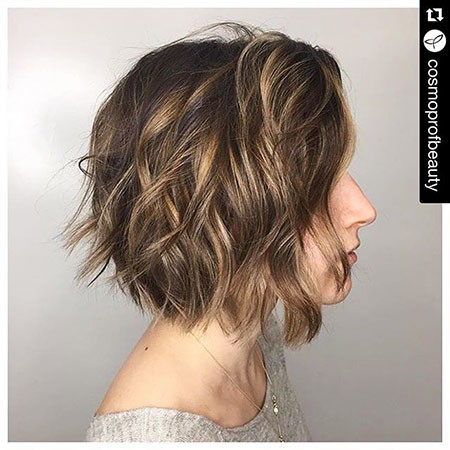 Curly-2019 New Bob Hairstyles 2019