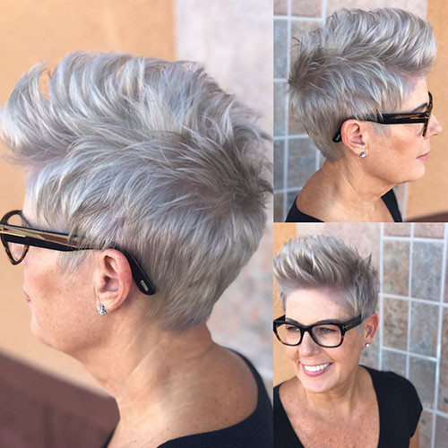 Cute-Hair-2 Beautiful Pixie Cuts for Older Women 2019