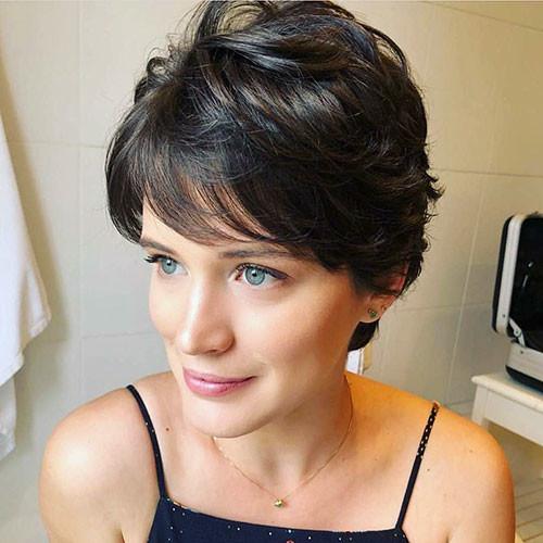 Cute-Pixie-Cut Best New Pixie Haircuts for Women