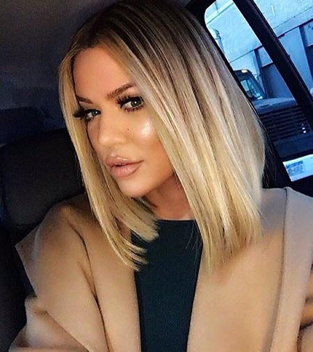 Gorgeous-Bob-Haircut Popular Short Blonde Hair 2019