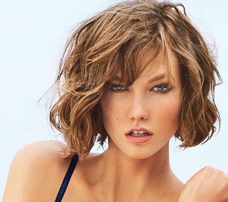 Hot-Trendy-Short-Hair Best Hot Short Haircuts