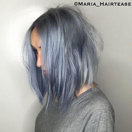 Messy-2019 New Bob Hairstyles 2019