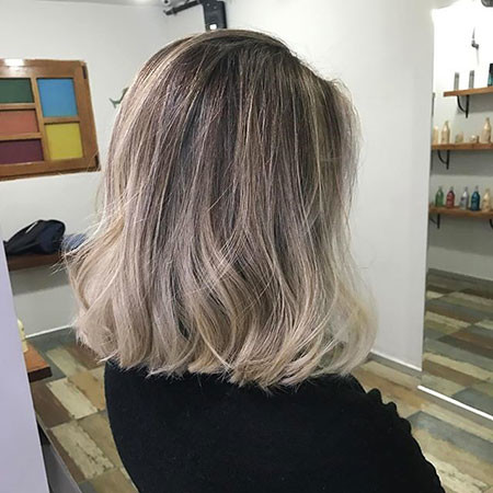 Ombre New Bob Hairstyles 2019