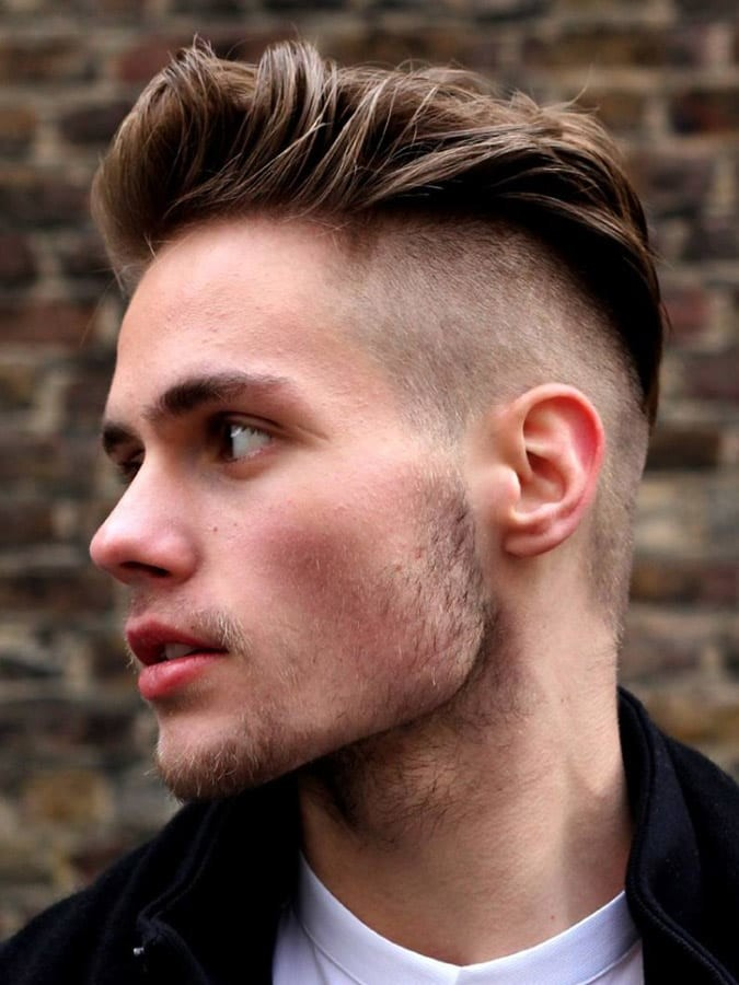 Puffy-Undercut Stylish Undercut Hairstyle Variations in 2019: A Complete Guide