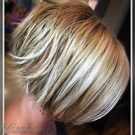 Razor-Cut New Bob Hairstyles 2019