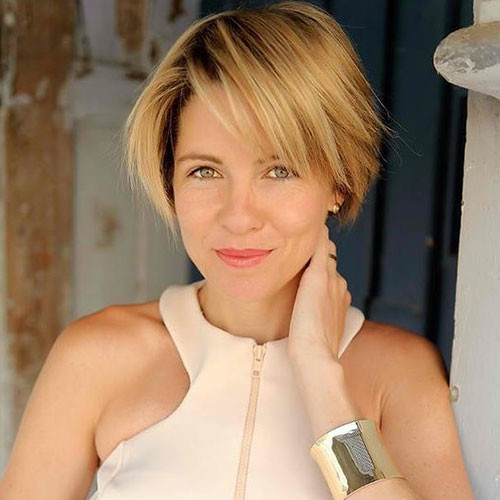 Short-Bob-Cut Latest Short Haircuts for Women 2019
