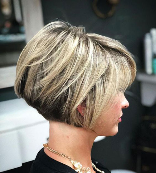 Short-Bob-Hair-Cut Haircut Styles for Short Hair