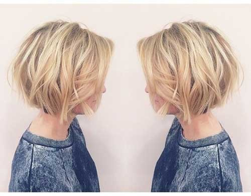 Short-Bob-Haircut Chic and Eye-Catching Bob Hairstyles