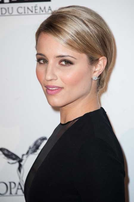 Short-Elegant-Cut Short Cuts for Straight Hair