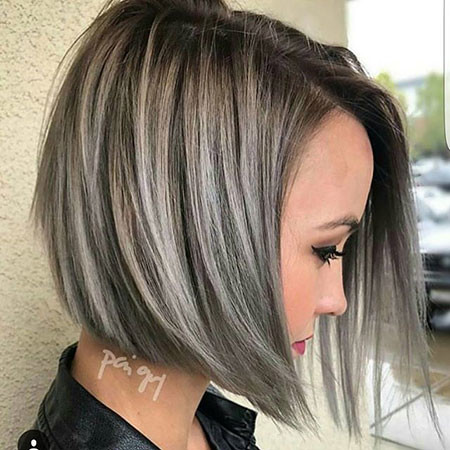 Straight New Bob Hairstyles 2019