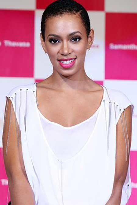 The-Cool-Very-Short-Kinky-Hairstyle-Which-you-Will-Definitely-Love Nice Short Hairstyles for Black Women