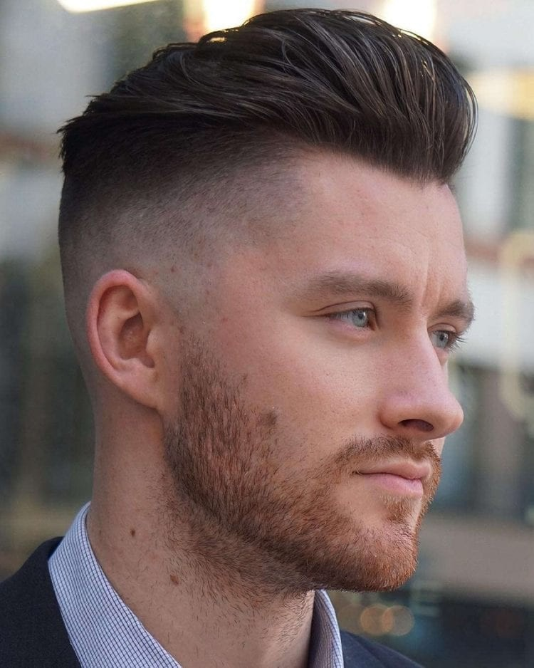 undercut-3-blackfishbry Stylish Undercut Hairstyle Variations in 2019: A Complete Guide