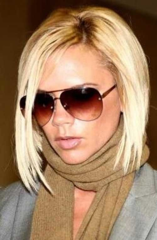 10.Victoria-Beckham-Short-Hair Victoria Beckham Short Blonde Hair
