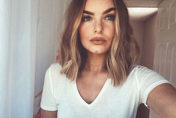 19-short-wavy-hair-women New Short Wavy Hair Ideas in 2019