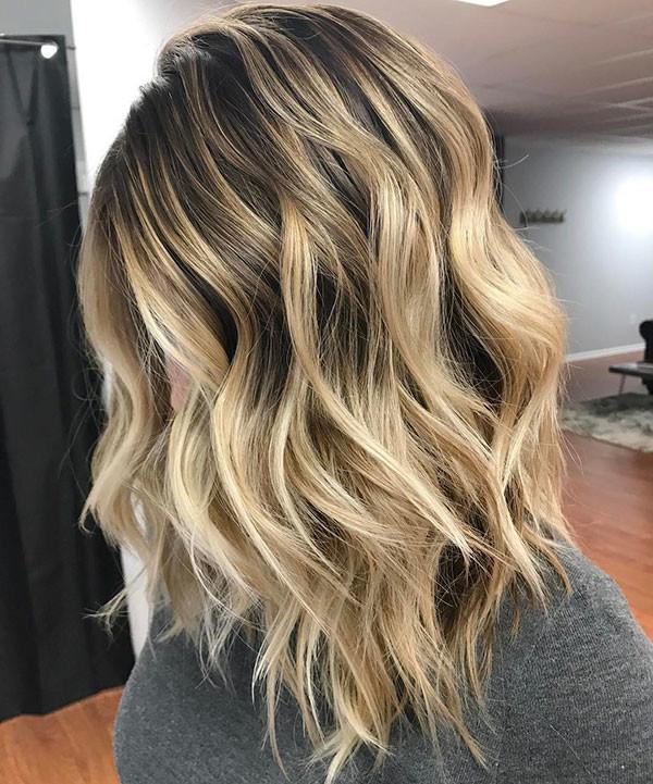 35-short-and-wavy-hair New Short Wavy Hair Ideas in 2019