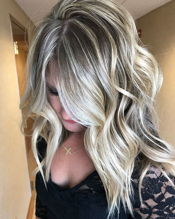 37-short-wavy-hair-women New Short Wavy Hair Ideas in 2019