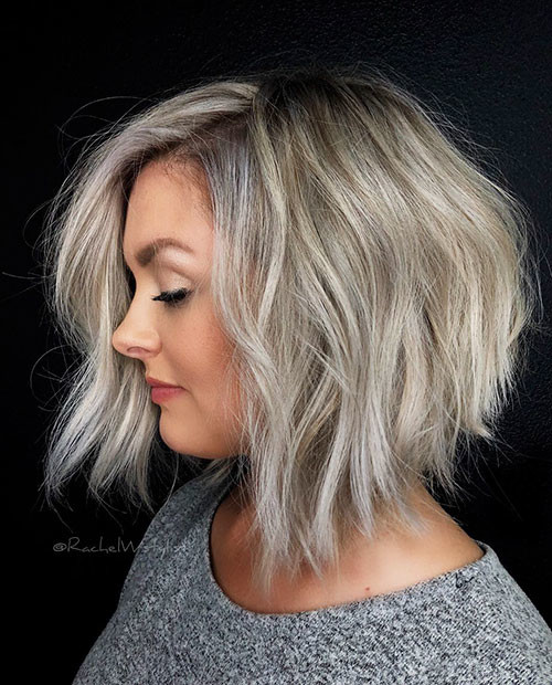 40-short-haircut.com-ash-blonde-short-hair New Ash Blonde Short Hair Ideas