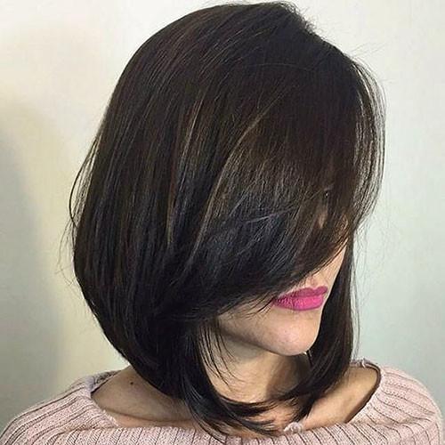 51-stacked-bob-hair-cut Latest Bob Haircut Ideas for 2019