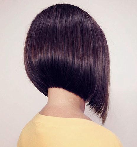 53-straight-bob-haircut Latest Bob Haircut Ideas for 2019